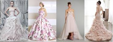 best pink wedding dresses you your wedding