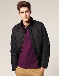 Men Barbour Chelsea Sportsquilt Jacket -Black : 2015 Barbour ... & Men Barbour Chelsea Sportsquilt Jacket -Black Adamdwight.com