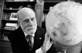 "artificial intelligence photographing today s math and computing  vint cerf won the turing award in 2004 bob e kahn for ""pioneering"