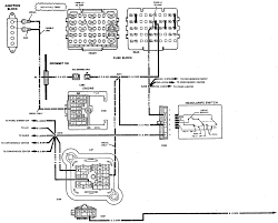1990 chevy silverado the tail lights stay on all the time let me ask 1 more thing does the 3rd brake light work or is it illuminated all the time here are some wiring diagrams i am looking at if you wanna check