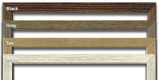 rustic wood picture frames. Narrow Rustic Wood Frames Picture