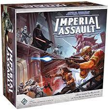 Amazon.com: Star Wars: Imperial Assault : Konieczka, Corey, Kemppainen,  Justin, Ying, Jonathan: Toys & Games