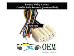 amazon com reverse wiring harness for select 2002 2008 chrysler reverse wiring harness for select 2002 2008 chrysler dodge and jeep vehicles 71