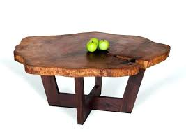 tree stump table base tree stump coffee table with apple elegant tree trunk dining table base