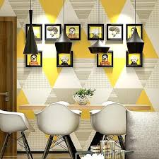 contact paper on walls modern geometric wall paper roll blue grey yellow lattice contact paper for contact paper on walls