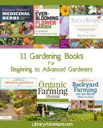 11 gardening books for beginner to