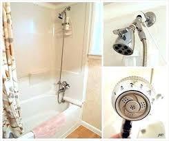 add shower to bathtub adding shower head to bathtub tub spout attachment outstanding add installing bathtub