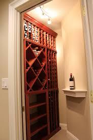 small wine cellar design