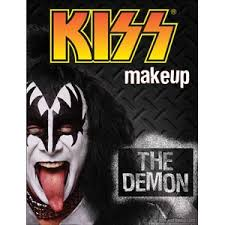get ready to shout if out loud as the demon when you apply authentic demon makeup just like gene simmons