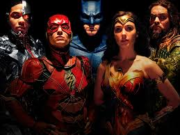 There are heroes among us. A Team Divided Who Is The Hero Of Justice League