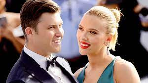 Scarlett Johanssons Ehe mit Colin Jost ...