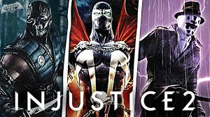 injustice 2 spawn sub zero confirmed watchmen characters injustice 2 spawn sub zero confirmed watchmen characters coming news roundup