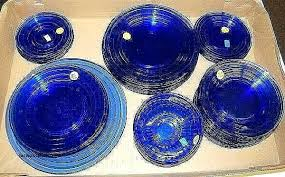 full size of libbey cobalt blue glass dinnerware depression cake plate dinner plates for vintage