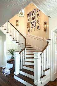 staircase wall decoration ideas stairway picture ideas stairs wall decoration decorating staircase large short walls high house hallway my home ideas