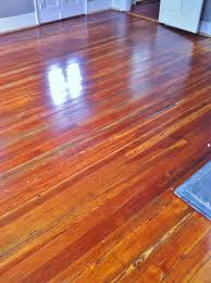 100 year old pine floors after they ve been re sanded and finished with