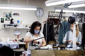 Memphis clothing store Oak Hall repurposes clothing to make face masks,  donates one mask to Church Health for every mask sold - Memphis Local,  Sports, Business & Food News | Daily Memphian