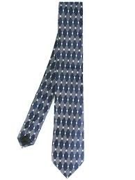 Armani Size Chart Armani Collezioni Printed Tie Men
