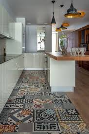 Kitchen Tile Floor 17 Best Images About Cement Tile Inspirations On Pinterest