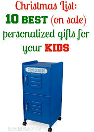 10 best Personalized Christmas gifts for kids - GREAT list!!! Love this for