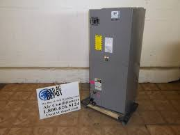 carrier 3 5 ton air handler. used 3 ton air handler unit carrier model fy4anf036 2a carrier 5 i