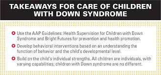 Down syndrome: Primary physicians and parents partner in care ...