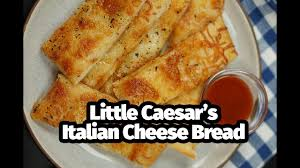 Copycat Little Caesars Italian Cheese Bread Youtube