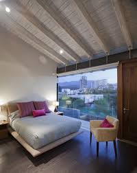 Mexican Bedroom Decor Mexican Home With Serene View Of The City
