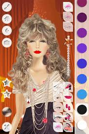 makeup hairstyle dress up barbie fashion top model s free game