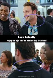 Love Actually Quotes Magnificent Love Actually 48 Movie Mistake Picture ID 48