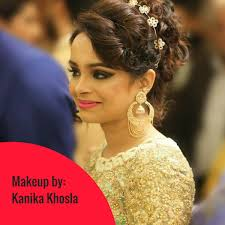 if eye makeup and dark lipsticks are your things kanika is the only one you ought to go to this diwali the is the makeup artist behind some of the