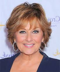 Hairstyles For Women Over 60 With Round Faces Google Search