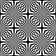 Abstract Art Black And White Patterns Abstract Vector Seamless Op Art Pattern Monochrome Graphic Black