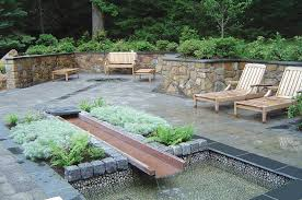 patio water features8