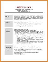 Resume Objective Warehouse Worker Samples Line For Examples Sevte