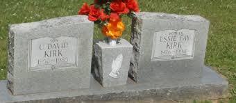 Essie Fay Brown Kirk (1926-1994) - Find A Grave Memorial