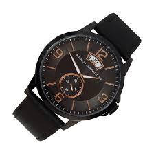 fc1209bb french connection mens fcuk quartz dress analog watch fc1209bb french connection fc1209bb