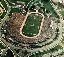 University Of Maryland Byrd Stadium Seating Chart Maryland Stadium Wikipedia