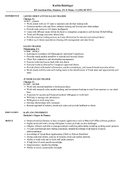 Foreign Exchange Trader Resume Sample Sales Templates Examples