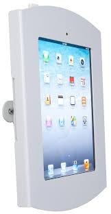 wall mounted ipad enclosure for marketing s