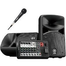 Купить <b>комплект профессиональной акустики Yamaha</b> ...