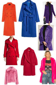 colorful winter coats to get you through winter