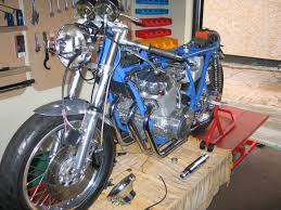 stotfold engineering company limited honda cb750 four part 7 work on the honda cb750 cafe racer project continues