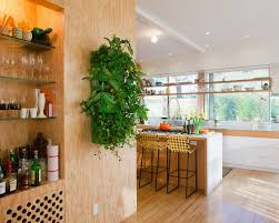House And Garden Kitchens Living Room Living Wall Planter Barbara Bestor Kitchen Lowres