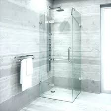shower enclosures x enclosure with in doors cost calculator frameless costco