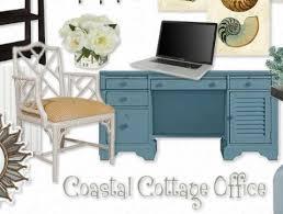 beach office decor. setting the mood for a coastal cottage office beach decor f