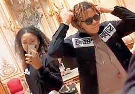 It's unclear how long naomi and ybn cordae have been dating or how they met. Naomi Osaka S Boyfriend Ybn Cordae Cheering Her Girlfriend At The Us Open Tennis Tonic News Predictions H2h Live Scores Stats