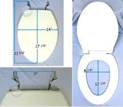 round vs elongated toilet seat