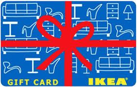 sell ikea gift card photo 1