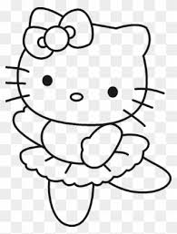 And printable hello kitty coloring pages present her in many lifetime scenes and interesting adventures followed by children all over the world. Coloring Page Hello Kitty Clipart Hello Kitty Coloring Png Download Full Size Clipart 2219867 Pinclipart