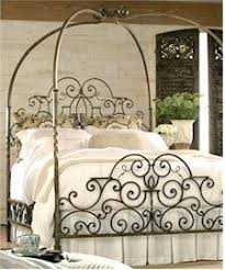 29 Best Wrought iron canopy beds images in 2015 | Iron canopy bed ...